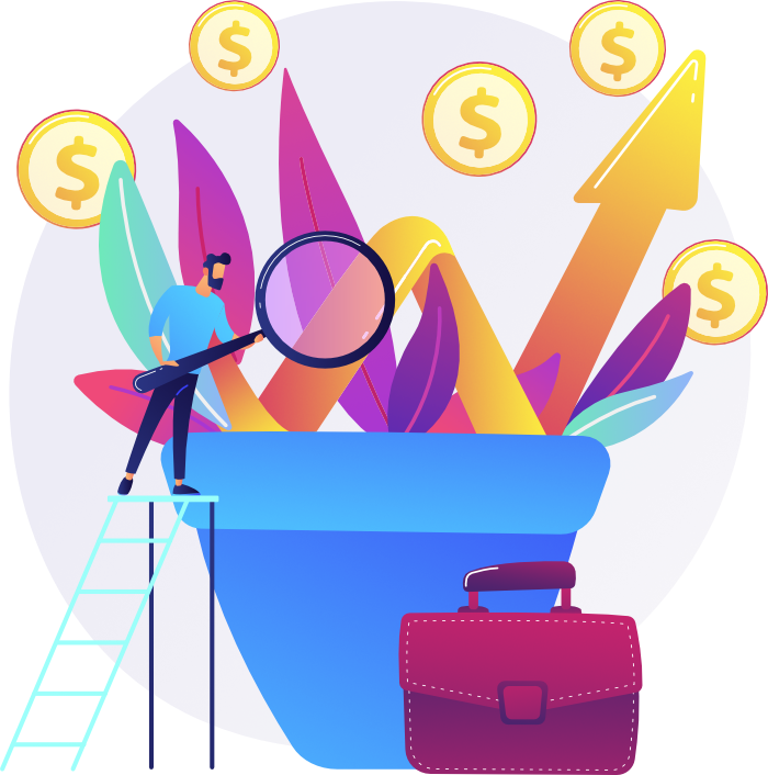 Brandformance Marketing Illustration