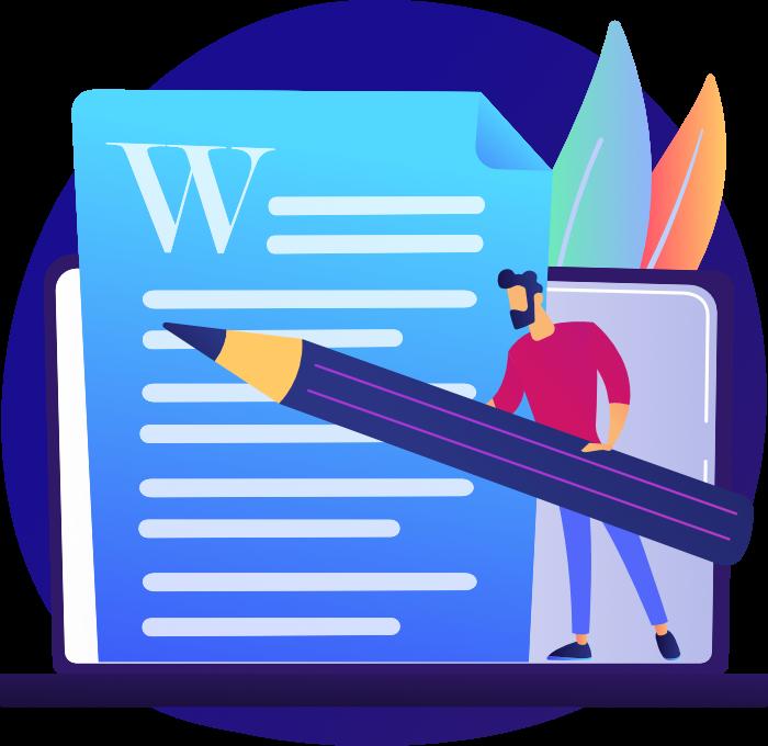 Content Marketing Illustration